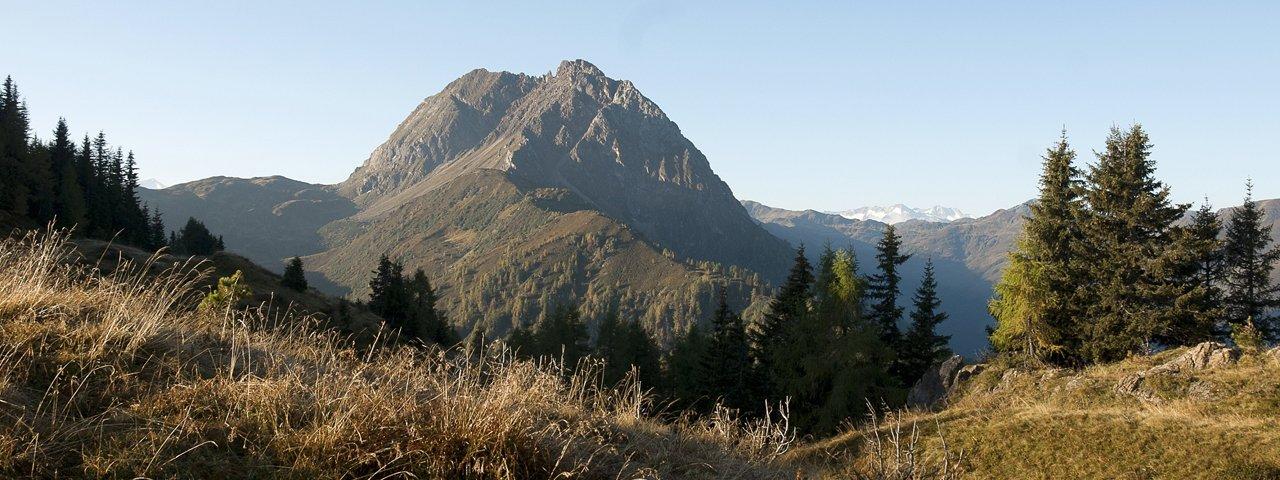 Blick auf den Großen Rettenstein, © Kitzbüheler Alpen Marketing / Tropper Kurt