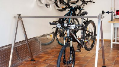 Abstellbereich Fahrrad