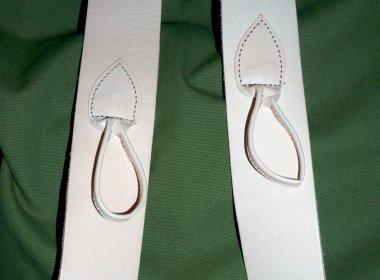 Jagdrucksäcke sind die Spezialität vom Innsbrucker Taschnermeister Helmut Schmarda.