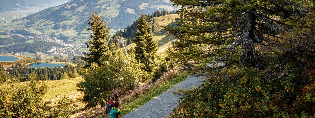 KAT-Walk: Wandern in den Kitzbüheler Alpen, © Erwin Haiden