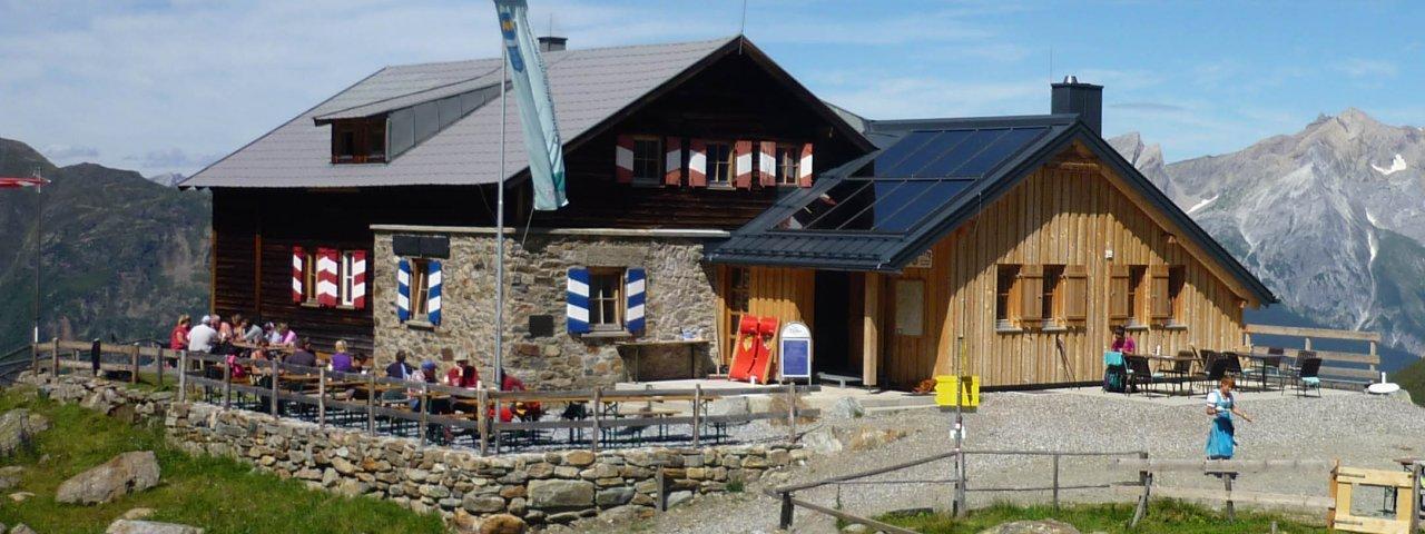 Ascher Hütte, © ÖAV-Hüttenfinder