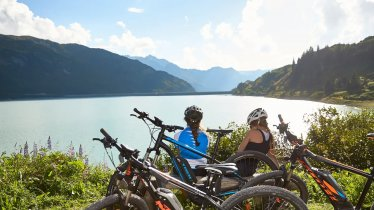 Radtour Zeinissee-Runde, © TVB Paznaun-Ischgl