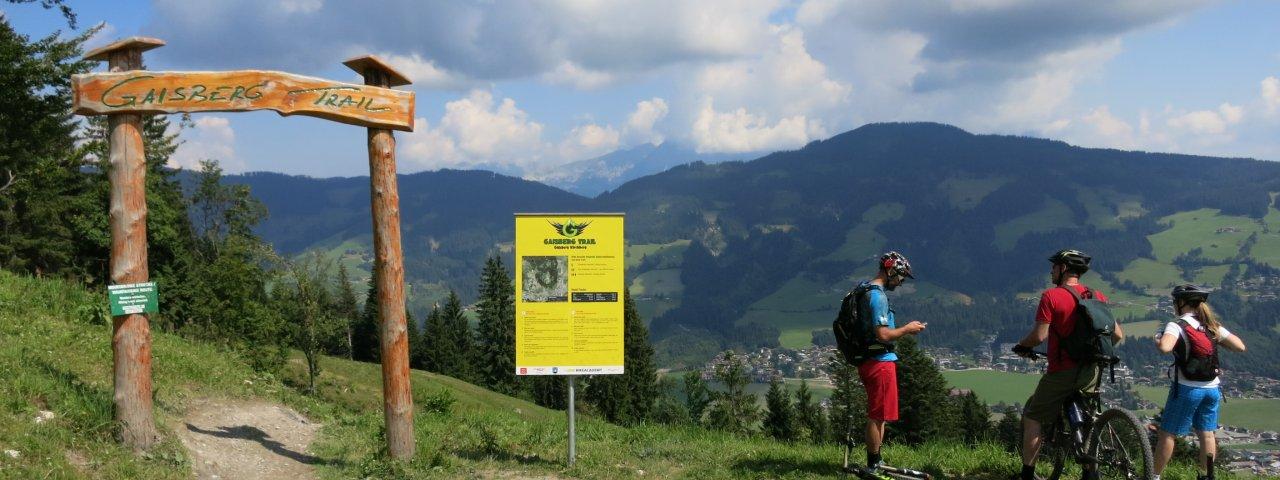 Der Gaisberg Trail in Kirchberg, © Tirol Werbung/Nicole Pfeifer