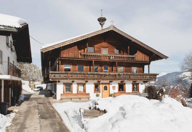 Rehaberhof in den Kitzbüheler Alpen - Hohe Salve, © Tirol Werbung/Bert Heinzlmeier