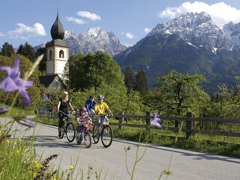 Sommerurlaub in den Lienzer Dolomiten, © Osttirol Tourismus