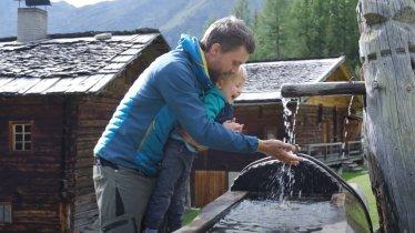Hüttenurlaub mit der Familie, © Tirol Werbung