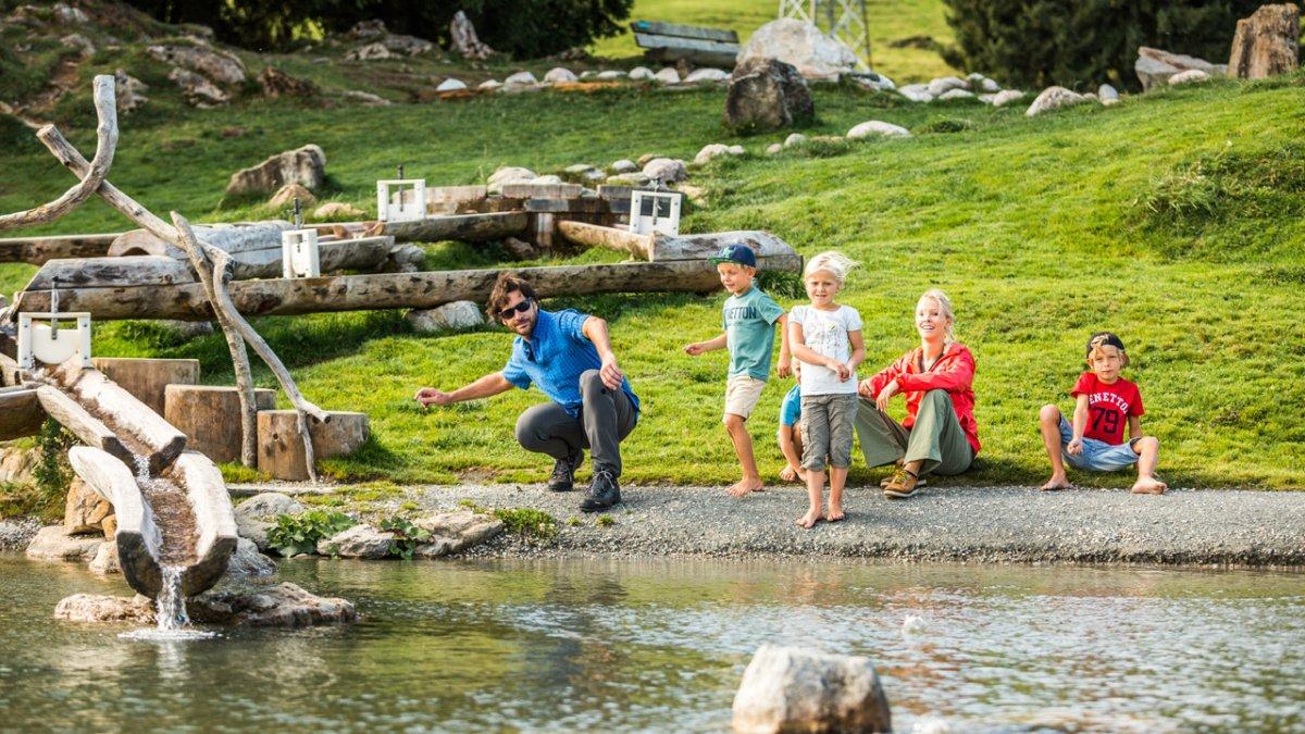 Familienausflug zum Filzalmsee, © Mirja Geh Eye 5