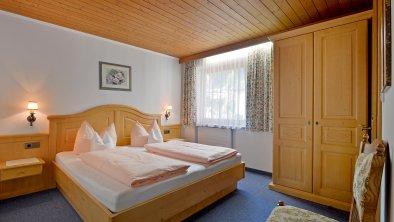 Appartement Emberg Schlafzimmer