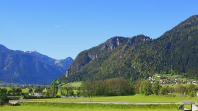 Aussicht Hotel Zum Senner Zillertal, © Hotel Zum Senner OG