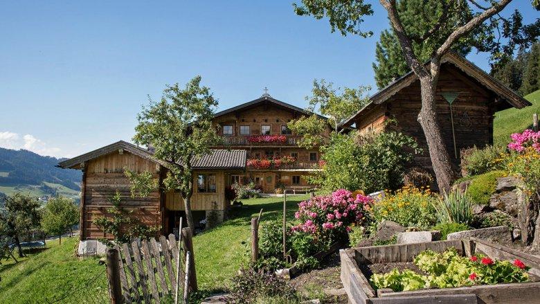 Siedlerhof im Hopfgarten. , © Hörterer Lisa