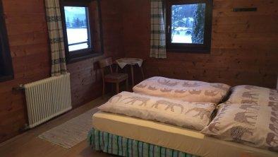 Zimmer mit Dusche, © MountainBlast