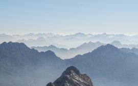 Ausblick von der Birkkarspitze , © Jannis Braun