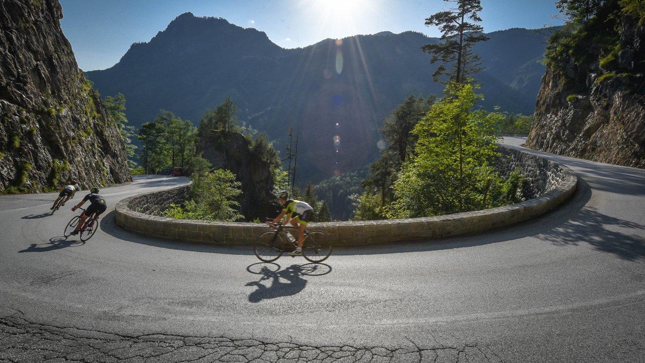 Rennradtour im Alpbachtal, © Griessenböck