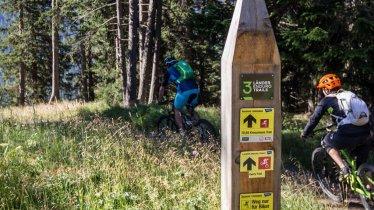3 Länder Enduro Trails in Nauders, © Tirol Werbung/Erwin Haiden