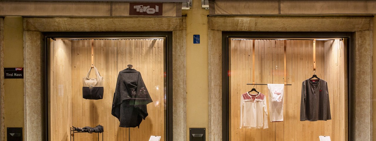 Tirol Shop, © Tirol Werbung/Lisa Hörterer