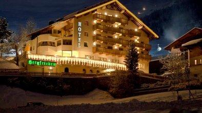Hotel Nacht Winter