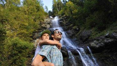 Der Naturerlebnisweg am Schleierwasserfall, © Wörgötter & Friends