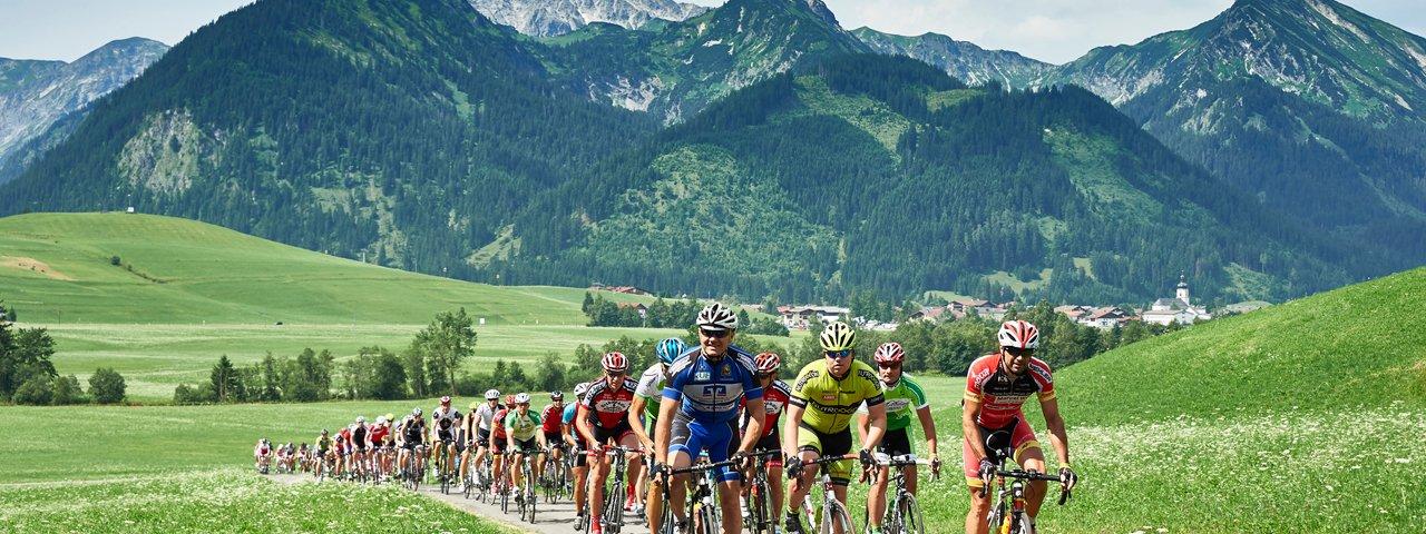 Rad-Marathon Tannheimer Tal, © ARGE SKI-TRAIL/Marco Felgenhauer