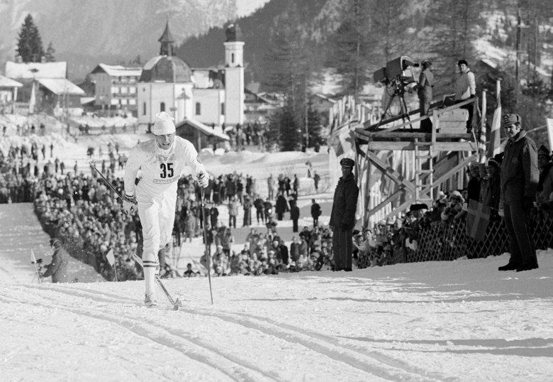 1976 fanden erneut Olympische Winterspiele in Innsbruck statt, Seefeld war wieder Austragungsort der Langlaufbewerbe. Foto: Schaadfoto/Frischauf