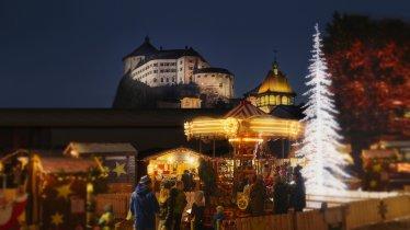 Weihnachtsmarkt im Kufsteiner Stadtpark, © Kufsteinerland/Christian Vorhofer