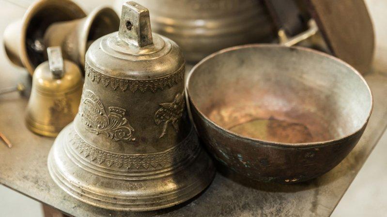 Glocken in der Glockenwelt, © OFP Kommunikation