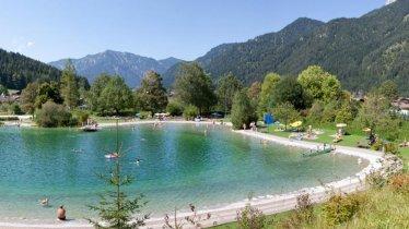 Badesee Waidring, © PillerseeTal Tourismus