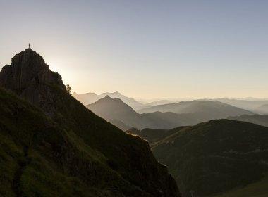 Ein Berg. Ein Name. Dieser hier heißt Marokka-Gipfel.