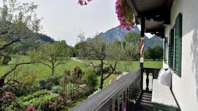Bauernhof Hörfinghof Kufstein - Aussicht Balkon