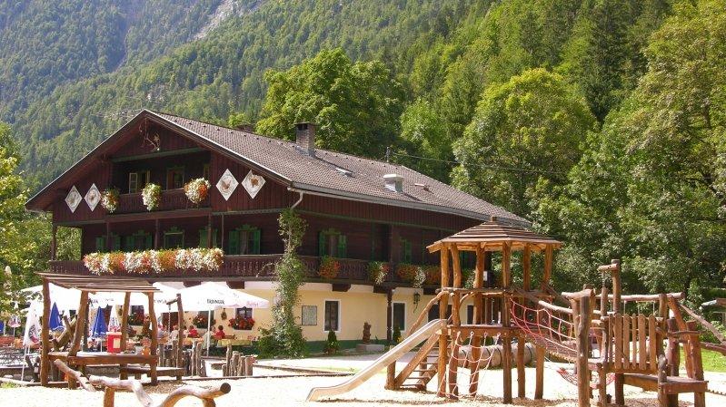 Kaiserhaus, © Alpbachtal Seenland Tourismus
