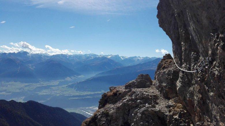 Auf dem Freiungen-Höhenweg