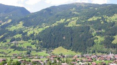 Zellberg im Sommer, © Zell-Gerlos, Zillertal Arena