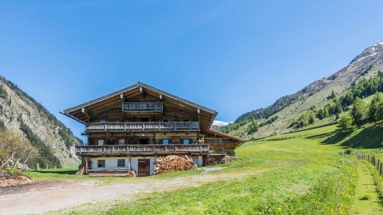 Urige Hütte Tauerntal, © Almliesl