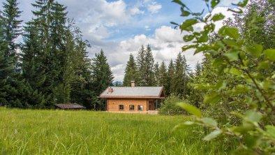 Haberlhütte Ansicht Sommer © Gerald Lobenwein