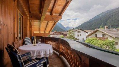 Ferienwohnung 6 Balkon 2