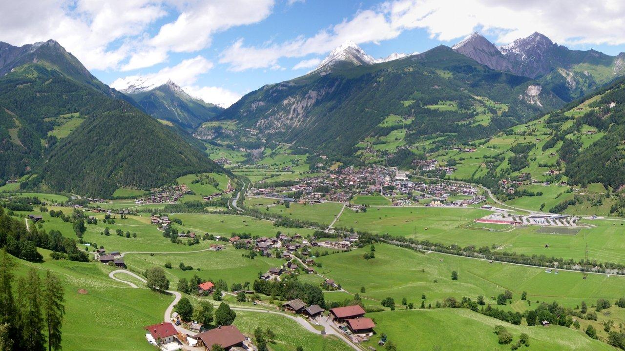 Matrei in Osttirol im Sommer, © Hubert Köfler