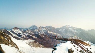 Gipfelplattform Top of Tyrol, © Andre Schönherr