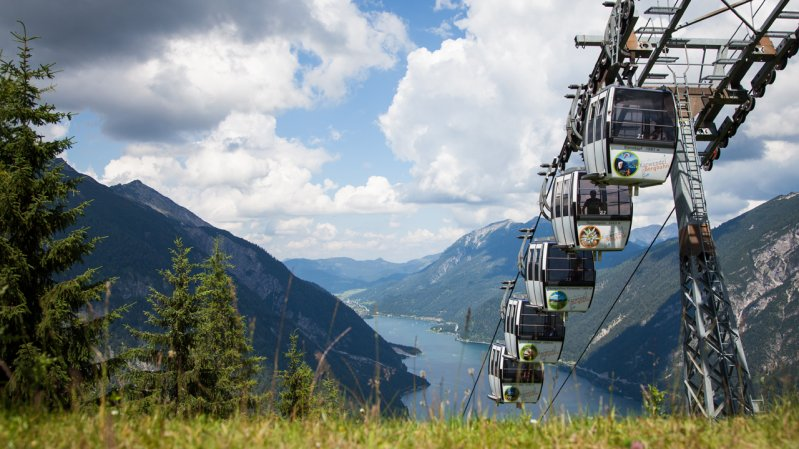 Karwendelseilbahn, © Karwendel Bergbahn