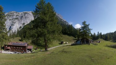 MTB-Tour zur Magdeburger Hütte, © TVB Innsbruck/Andreas Stöger