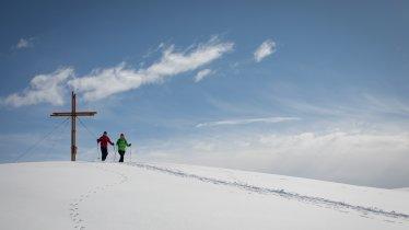Winterwandern am Dorfberg in Kartitsch, © Tirol Werbung / Frank Stolle