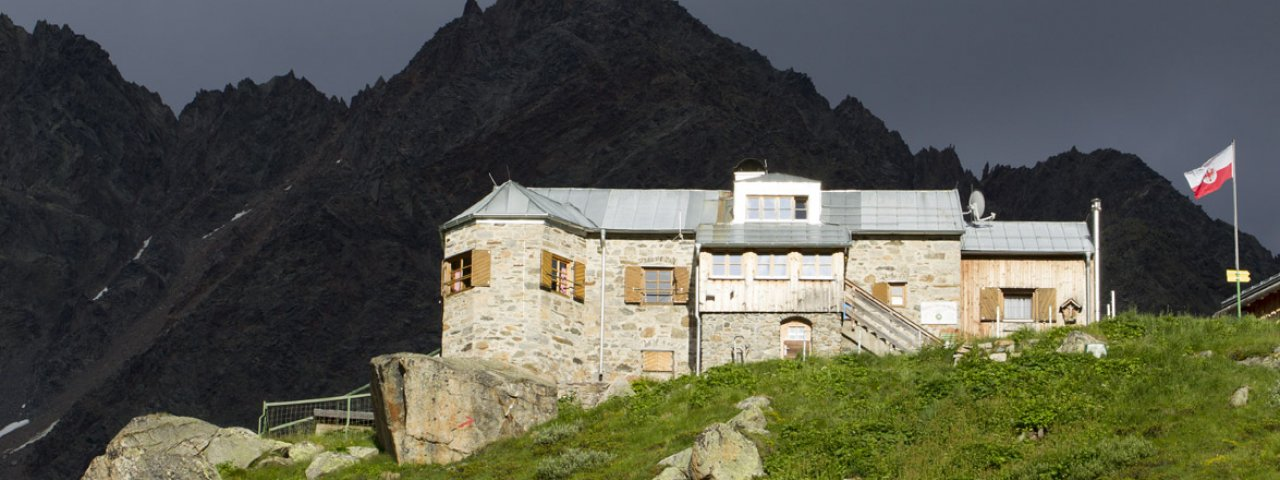 Rüsselsheimer Hütte, © Rüsselsheimer Hütte