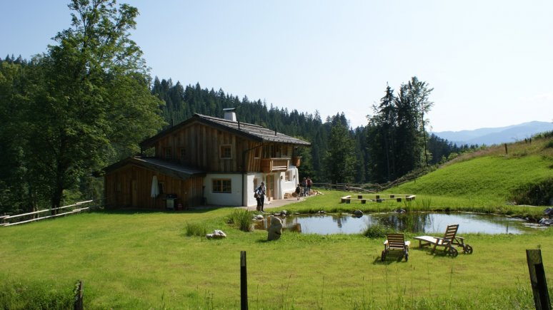 Hütten in Tirol: Stanglwirt Hüttlingmoos, © Stanglwirt