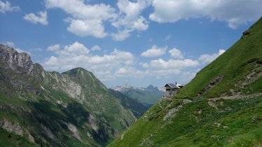 Frederick-Simms-Hütte im Lechtal, © Andy Kiechle