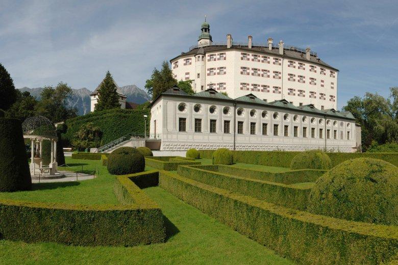 Kaiser Maximilian I. nutzte Schloss Ambras als Jagdschloss. , © Tirol Werbung, Bernhard Aichner