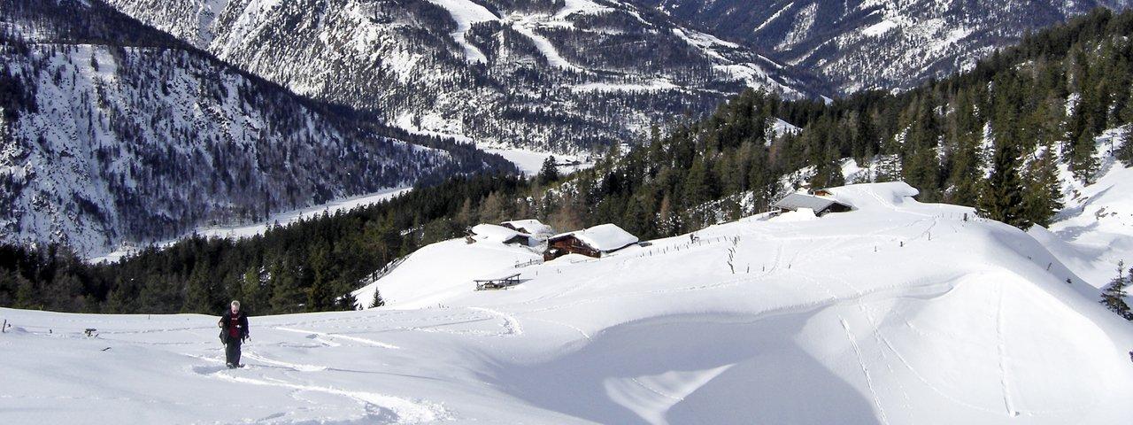 Schneeschuhwanderung Kögljoch, © Franz Waldhart