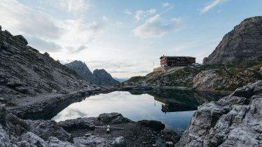 Die Karlsbader Hütte, © AlpinPlattform Lienz/Sam Strauss Fotografie