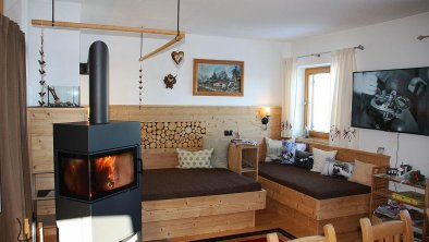 chalet-alpengarten-Wohnzimmer 2-Schiestl, © Schiestl Margarethe