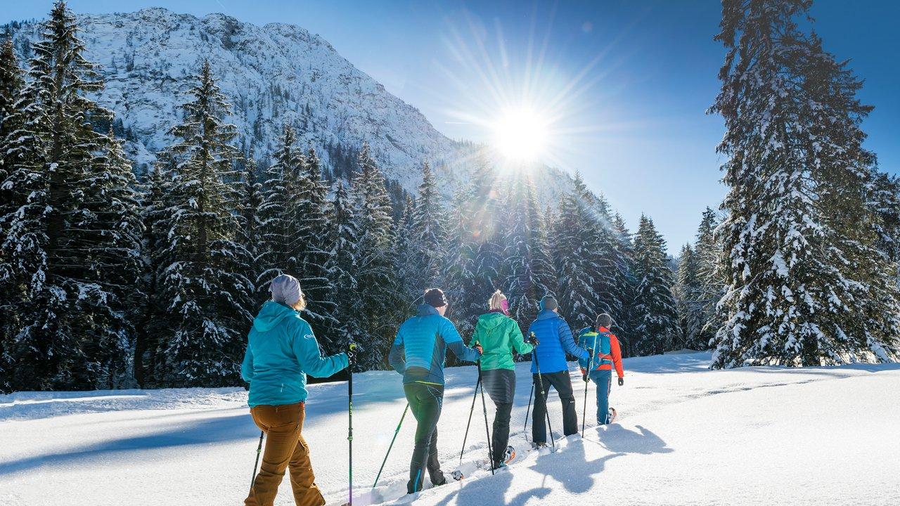 Winter-Naturführungen Achensee, © Naturpark Karwendel / Atelier Hohlrieder