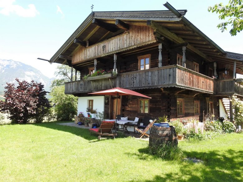 Haus Bergblick in Kirchbichl. Foto : Haus Bergblick