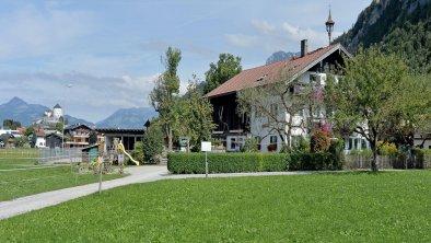 Bauernhof Hörfinghof Kufstein - Haus Ansicht