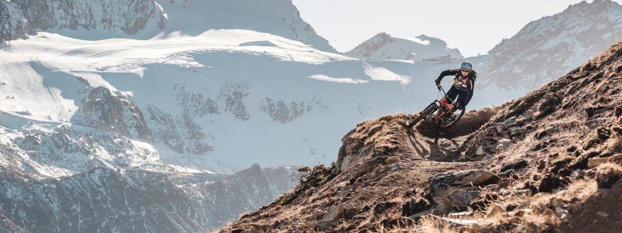 Auf der Ollweite Line, © Ötztal Tourismus